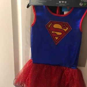 Super Women toddler Costume